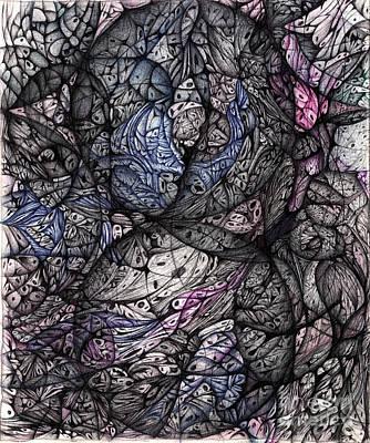 Circuler 8 Continuum 2 Art Print