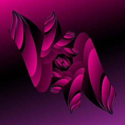 Digital Art - Circulosity No 3105 by Alan Bennington