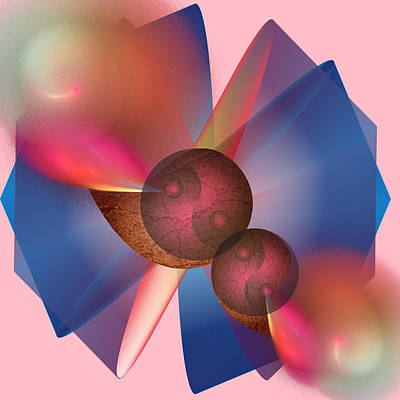 Digital Art - Circulosity No 3405 by Alan Bennington