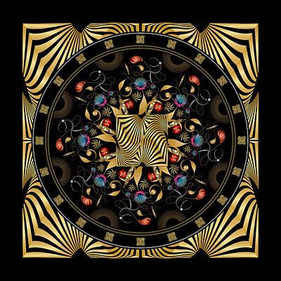 Grateful Dead - Circulosity No 3426 by Alan Bennington