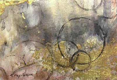 Circumnavigate II Art Print