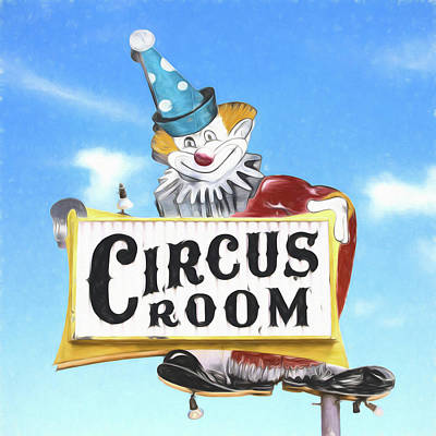Martini Royalty-Free and Rights-Managed Images - Circus Room by Stephen Stookey