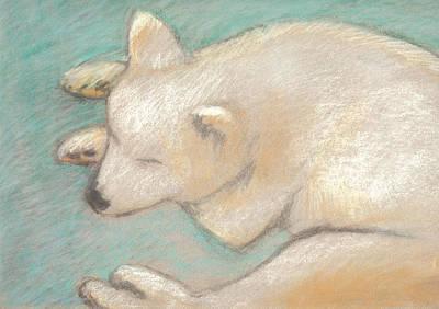 Drawing - Cirrus by Linda Ruiz-Lozito