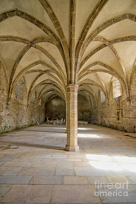 Photograph - Cistern Of Abbey Of Cluny by Patricia Hofmeester