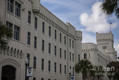 Photograph - Citadel Campus by Dale Powell