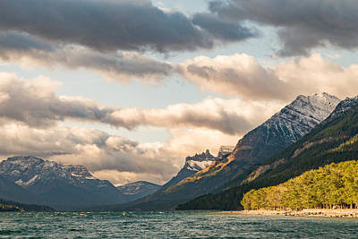 Photograph - Citadel On Waterton by Dwayne Schnell