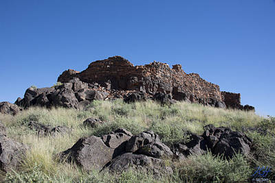 Photograph - Citadel Pueblo by Kenneth Hadlock