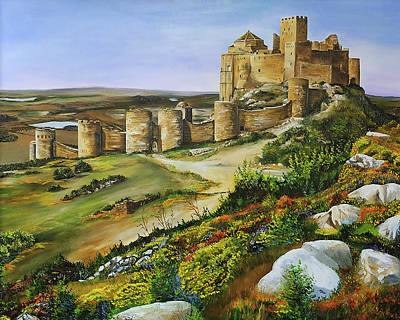 Painting - Citadel by Terry R MacDonald