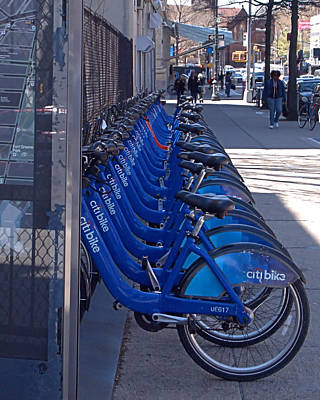Photograph - Citibike by  Newwwman
