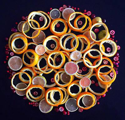 Photograph - Citrus Delight by Sarah Phillips