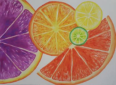 Citrus  Original by Malina Danowski