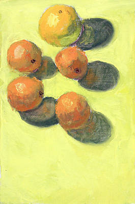 Citrus Roller Derby Original by David Zimmerman