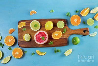 Photograph - Citrus Way by Anastasy Yarmolovich