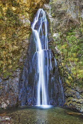 Photograph - Cittiglio Waterfalls by Roberto Pagani
