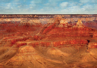 City - Arizona - The Grand Canyon Print by Mike Savad