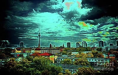 Photograph - City 15118 by Ray Shrewsberry