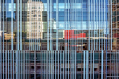 Photograph - City 2108 by Doug Caplan