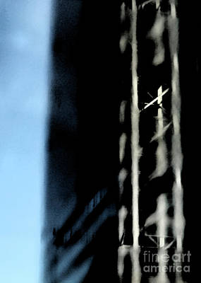 Photograph - City Abstract 5 by Denise Cottin
