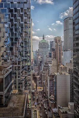 Photograph - City Blocks by Elvira Pinkhas