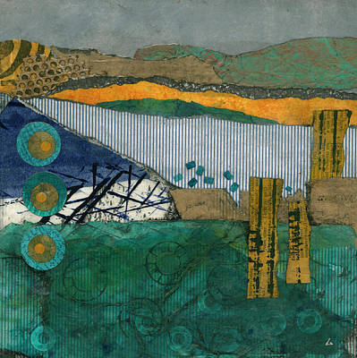 City By The Bay Art Print by Cheryl Goodberg