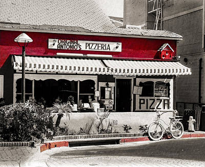 Photograph - City -  Catalina Island - The Pizza by Kip Krause
