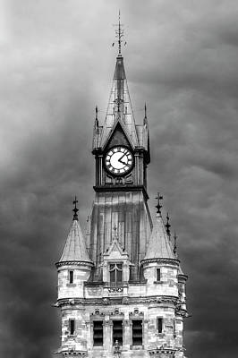 Photograph - City Chambers by Ross G Strachan