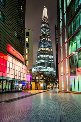 Photograph - City Colours by Kelvin Trundle