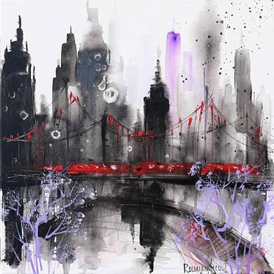 City Crossing 3 Original by Irina Rumyantseva