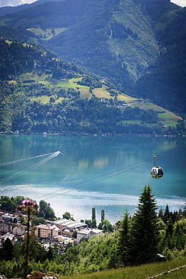 Photograph - City Express Zell Am See by Alex Saunders