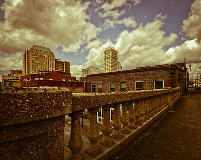 Photograph - City Federal From The Viaduct by Just Birmingham