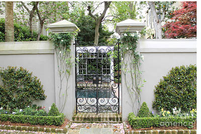 Claude Monet - City Gates by Shana Bullard