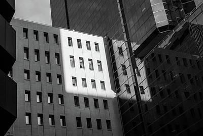 Photograph - City Grid by Paki O'Meara