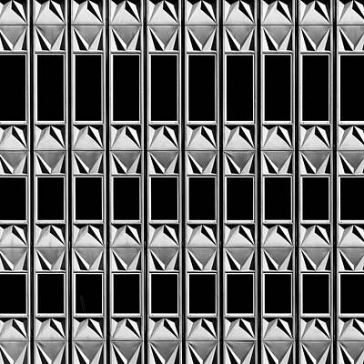 Photograph - City Grids 22 by Stuart Allen