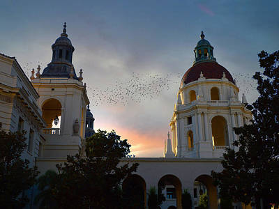 Photograph - City Hall Of Pasadena 3 - California by Glenn McCarthy Art and Photography