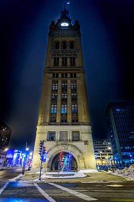 Photograph - City Hall by Randy Scherkenbach