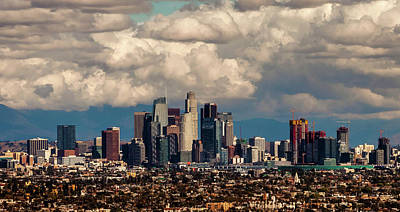 Photograph - City In The Clouds by April Reppucci