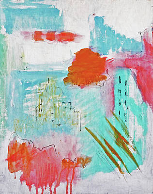 Painting - City In The Clouds by Phyllis Hanson Lester