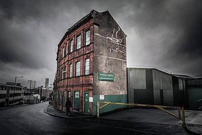 Birmingham Photograph - City Industry by Chris Fletcher