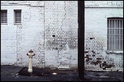 Photograph - City Lane by Werner Hammerstingl