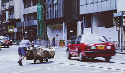 Photograph - City Life by Hyuntae Kim