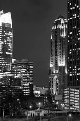City Lights Original by Ayesha  Lakes
