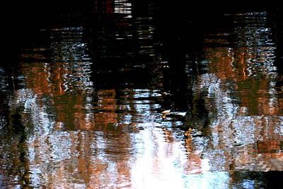 Photograph - City Lights  by Jacqueline M Lewis