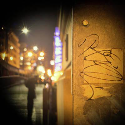 Photograph - City Lights by Lauri Novak