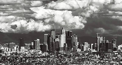 Photograph - City Of Angels by April Reppucci