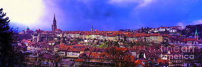 Photograph - City Of Bern Switzerland  346060044 by Tom Jelen