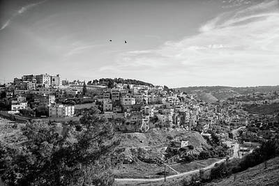 Photograph - City Of David, Jerusalem by Jiri Vatka