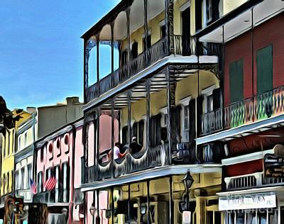 Photograph - City Of New Orleans by Steven Parker