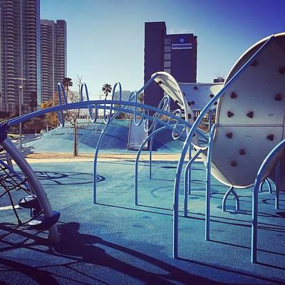 Photograph - City Park by Gabe Arroyo