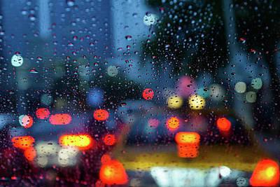 Photograph - City Rain by Alejandro Cupi