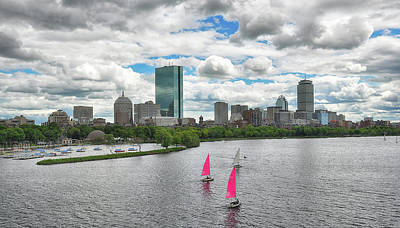 Photograph - City Sail by Joanne Brown